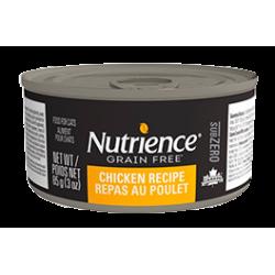 "Nutrience Subzero Grain Free Lata Gatos ""Paté de Pollo"" 85 G."