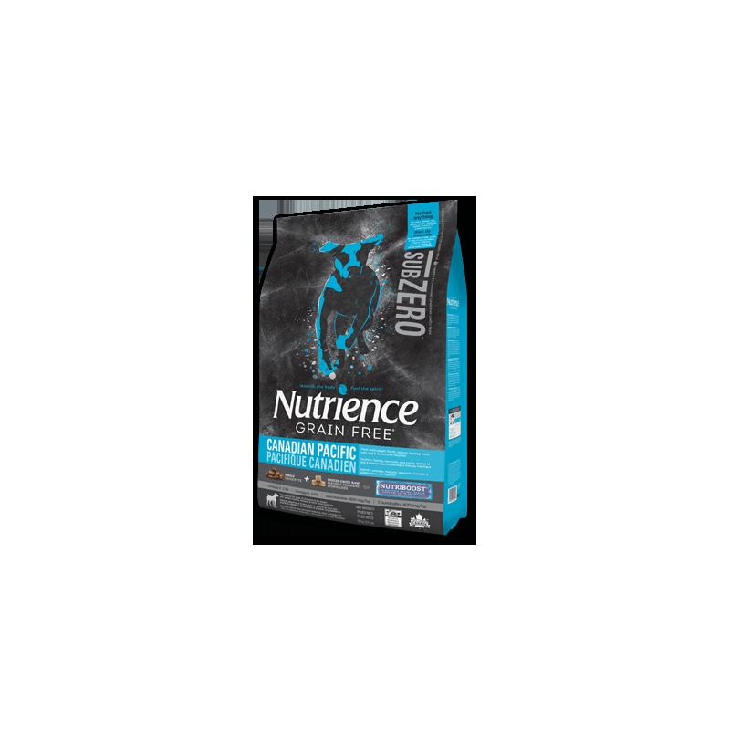 "Nutrience Subzero Grain Free ""Canadian Pacific"" 10 Kg."
