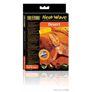 Placas Calefactoras ExoTerra 4W, 8 Watts, 25 Watts