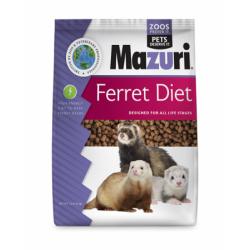 Mazuri Ferret Diet Alimento Hurón 2,27 Kg.