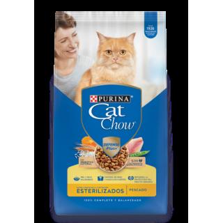 """Purina Cat Chow """"Esterilizados"""" 8 Kg."""
